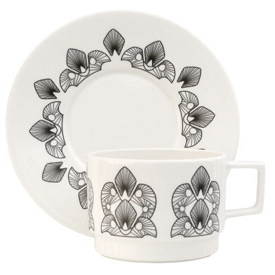 Helmi cup and saucer Stylework Finland