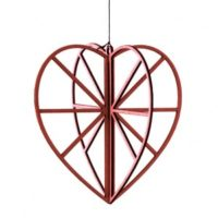 wooden-heart-red Stylework Finland